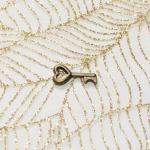 "Ключ ""Крохотное сердце"", 16х8 мм - Заготовки для декупажа. Интернет-магазин Завиток"