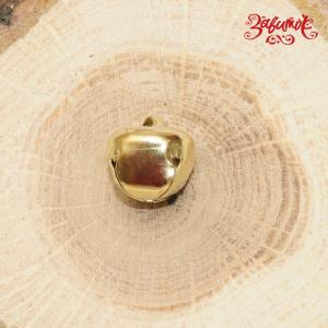 Бубенцы, золото, 12 мм, 5шт/уп - Заготовки для декупажа. Интернет-магазин Завиток