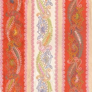 Индийские мотивы, 33х33 см, салфетка для декупажа - Заготовки для декупажа. Интернет-магазин Завиток