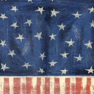 Американский узор, 33х42 см, салфетка для декупажа - Заготовки для декупажа. Интернет-магазин Завиток
