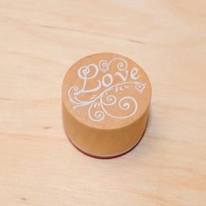 """Штамп """"Love"""", 3 см - Заготовки для декупажа. Интернет-магазин Завиток"""
