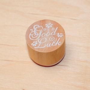 """Штамп """"Good Luck"""", 3 см - Заготовки для декупажа. Интернет-магазин Завиток"""