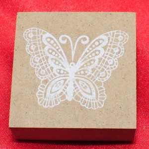 """Штамп """"Бабочка"""", 3 см - Заготовки для декупажа. Интернет-магазин Завиток"""